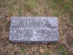 Mary Elizabeth <i>Amos</i> Lundy