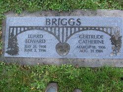 Gertrude Catherine Briggs