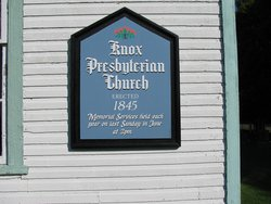 Knox Presbyterian Cemetery