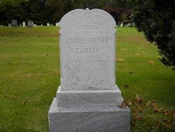 Daniel Henry Carter