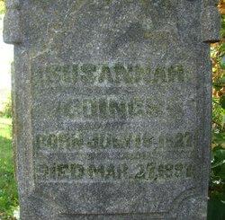 Susannah <i>Bortzfield</i> Goings