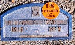 Herman E Holt