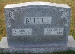 Fannie E. <i>Brookshire</i> Bittle