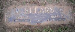 Ralph Dewey Shears