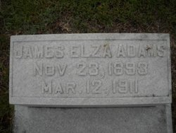 James Elza Adams