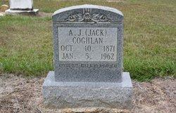 Andrew Jackson Jack Coghlan