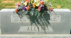 Flora Love <i>Rowell</i> Allen