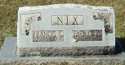 Frances C Nix