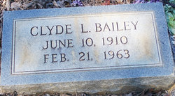 Clyde L. Bailey
