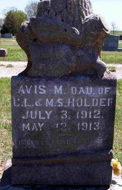 Alvis May Holder