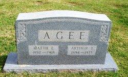 Mattie E Agee
