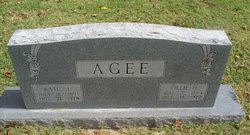 Kate J Agee