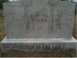 Ida Virginia Allbright