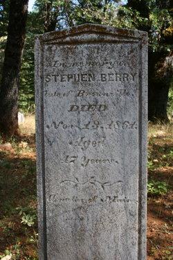 Stephen Berry