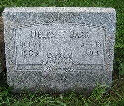 Helen Flora Barr