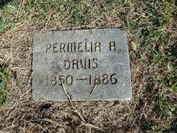 Permelia A Davis