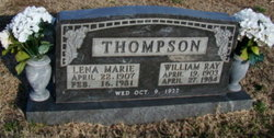 Lena M Thompson