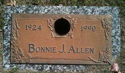 Bonnie Jean <i>Niel</i> Allen