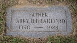 Harry Hunt Harry Bradford