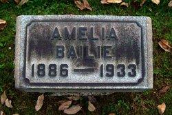 Amelia <i>Booth</i> Bailie