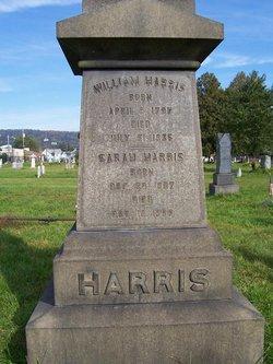 Sarah <i>Grafius</i> Harris