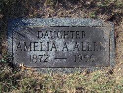 Amelia A <i>Munding</i> Allen