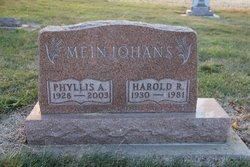 Phyllis Meinjohans