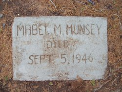 Mabel Maude <i>Needham</i> Munsey