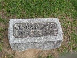 Clara Estimate <i>Higgins</i> Devin
