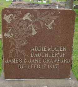 Addie <i>Crawford</i> Aten
