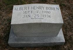 Albert Henry Boren, Sr