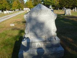 Julia Amelia <i>Stevens</i> Bates