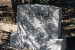Loula Viola Prude <i>Watts</i> Van Winkle
