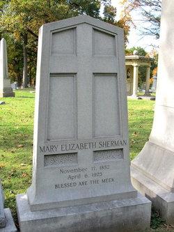 Mary Elizabeth Sherman