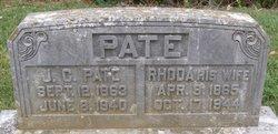 John Coursey Pate