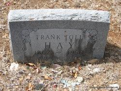 Frank Toll Hay