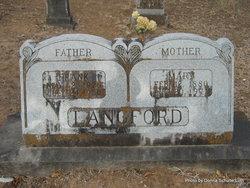 Mary Emma <i>Hay</i> Langford