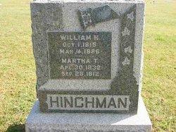 Martha <i>Hoag</i> Hinchman