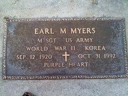 Earl Millard Myers