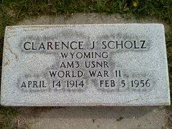 Clarence Josef Scholz