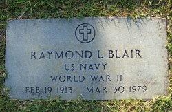 Raymond L Blair