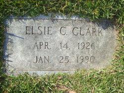 Elsie C Clark