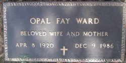 Opal Fay Ward