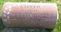 Laura M Heser