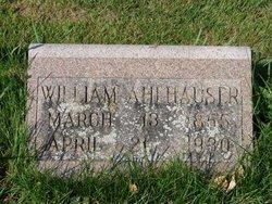 William Ahlhauser