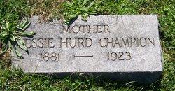 Bessie <i>Hurd</i> Champion