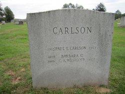 Paul E Carlson