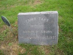 Emma <i>Taft</i> Aborn