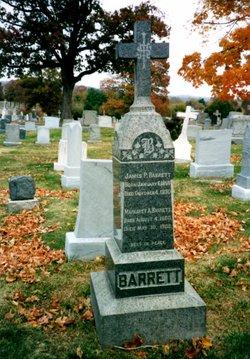 Margaret A. <i>Reagan</i> Barrett