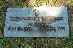 Stephen Scott Baldridge
